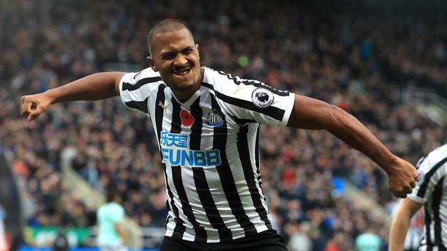 Different players, different times – Benitez dismisses Rondon-Shearer comparison