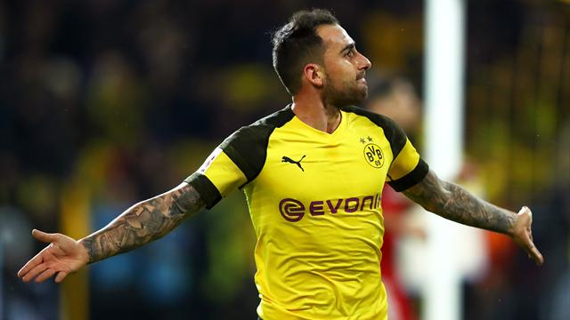 Alcacer delivers sucker punch as Dortmund complete incredible comeback against Bayern