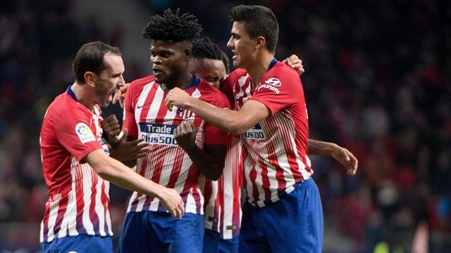 L'Atlético s'est arraché, et ça a marché