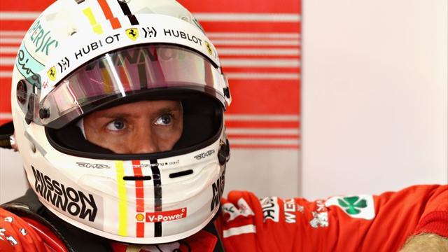 """Vettel mit Kampfansage: """"Team hat eine Menge Potenzial"""""""