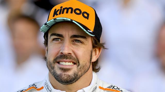 🏁✌ Fernando Alonso competirá en las 500 Millas de Indianápolis con McLaren en 2019