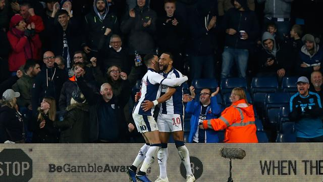West Brom make statement with big win over Leeds