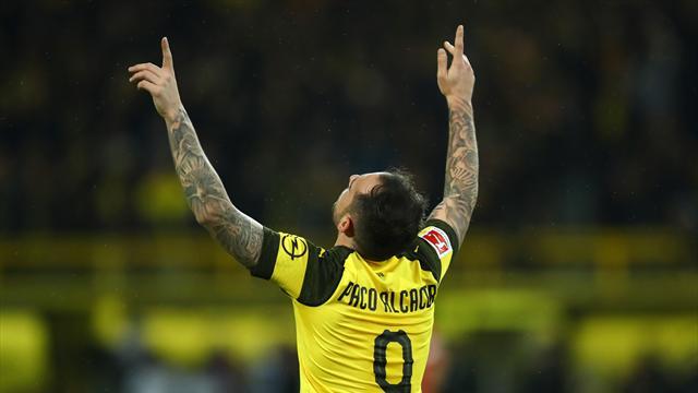 Bundesliga, Borussia Dortmund-Bayern: Un gol de Álcacer confirma el liderato (3-2)