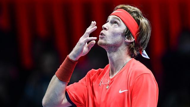 Рублев взял бронзу молодежного Итогового турнира ATP