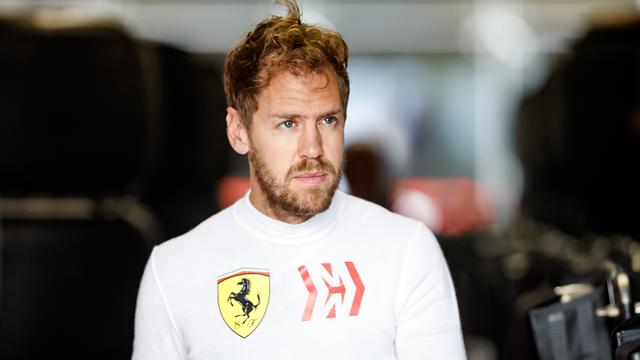 Vettel needs time off after 'exhausting' year