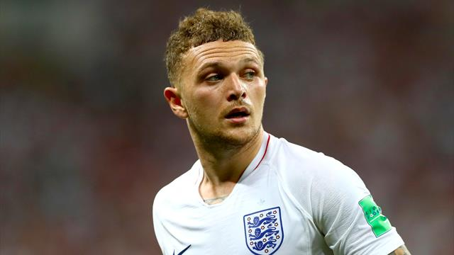 Alexander-Arnold benched as Trippier starts for England