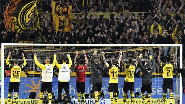 Fantastic Dortmund delight Favre with Bayern win