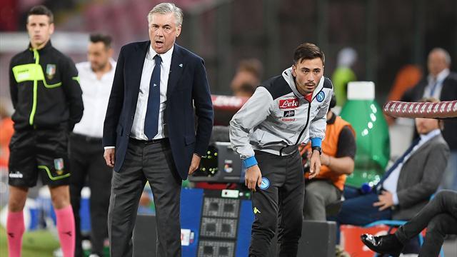 """Ancelotti: """"Siamo stati maturi nel cambiare modo di giocare"""". Juric: """"Sconfitta immeritata"""""""