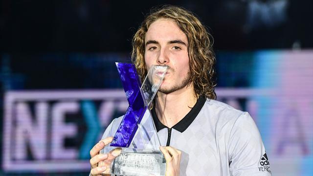Tsitsipas trionfa alle Next Gen Finals: battuto de Minaur, Milano sorride al greco