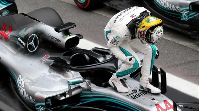 """Hamilton : """"Il fallait être à 100%, pas à 99"""""""