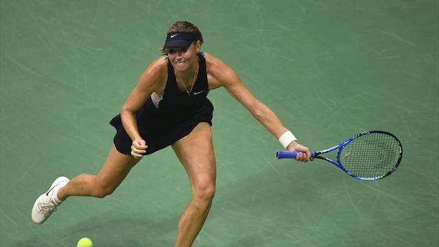 В 2019-м Шарапова заявилась на три турнира, среди которых есть Australian Open