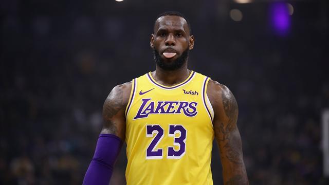"""""""King"""" James toujours le mieux payé, Curry et Durant sur le podium"""