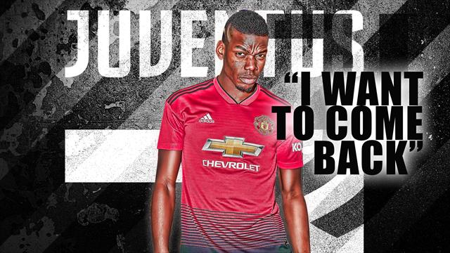 Euro Papers: Paul Pogba revelation: 'I want to come back to Juventus'