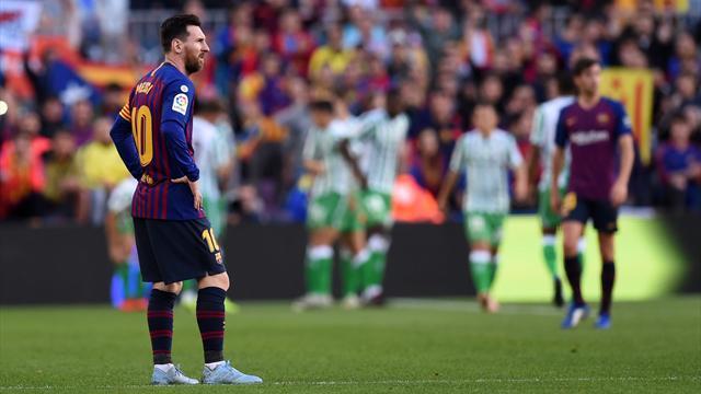 Messi était de retour, mais le plaisir était pour Lo Celso et le Betis