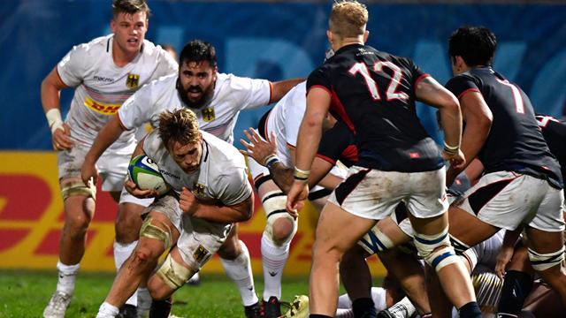 Deutschland macht Schritt Richtung Rugby-WM