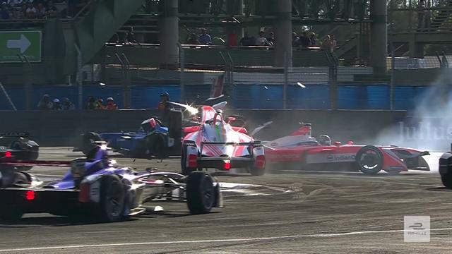 Los 10 accidentes más espectaculares de toda la historia de la Fórmula E