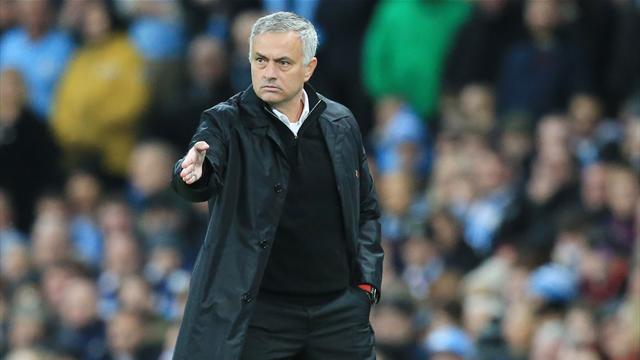Jose Mourinho makes weak excuse after Manchester City outclass Manchester United