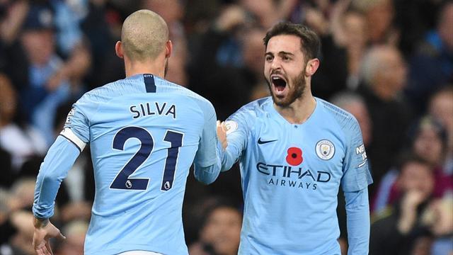 Le pagelle di Manchester City-Manchester United 3-1: David Silva giocoliere, Mou non ci prova