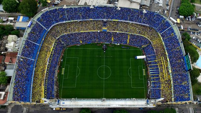 Copa-Finale: Stadien in Buenos Aires bleiben geschlossen