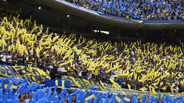 La Conmebol rejette à nouveau le recours de Boca Juniors