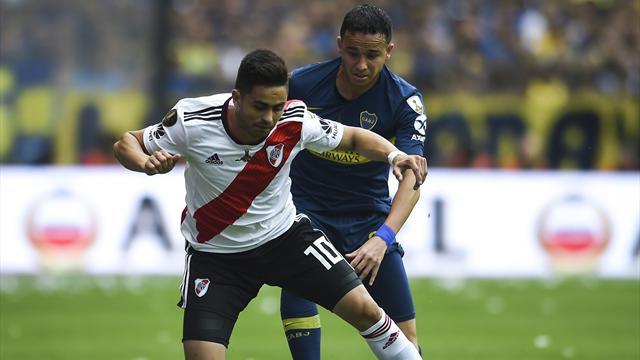 River rejoint Boca à Madrid, entraînements attendus