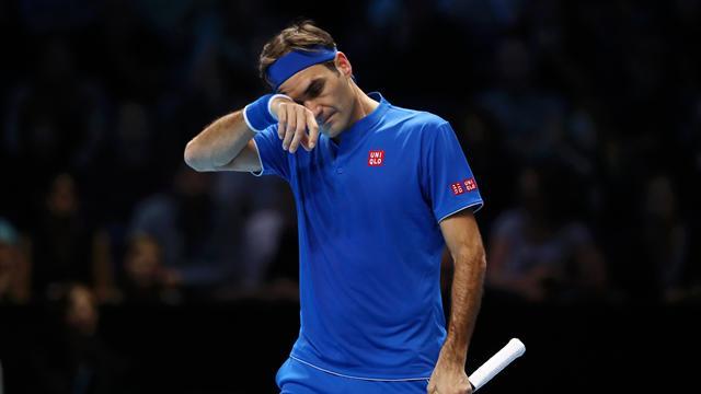 Anderson y est presque, Federer n'est pas sorti d'affaire