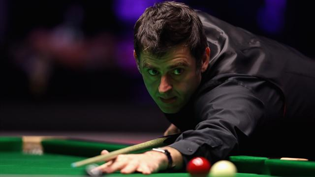 O'Sullivan breezes into last 32 of Northern Ireland Open