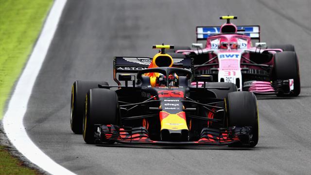 Red Bull menace de quitter la F1