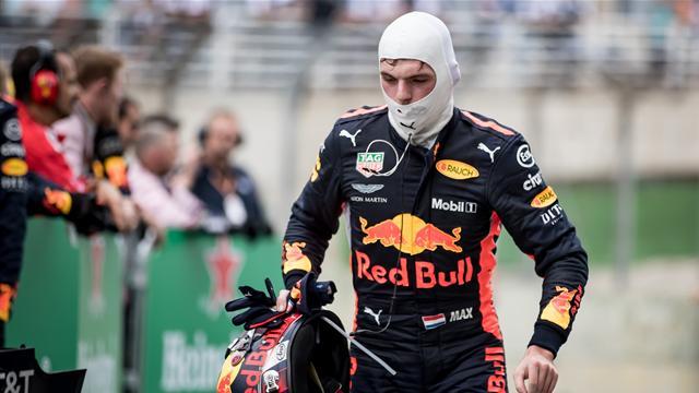 """Verstappen : """"Un retardataire peut se dédoubler mais..."""""""