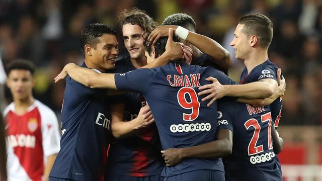 L'antisèche : Même en claquettes, Paris continue de marcher sur la Ligue 1