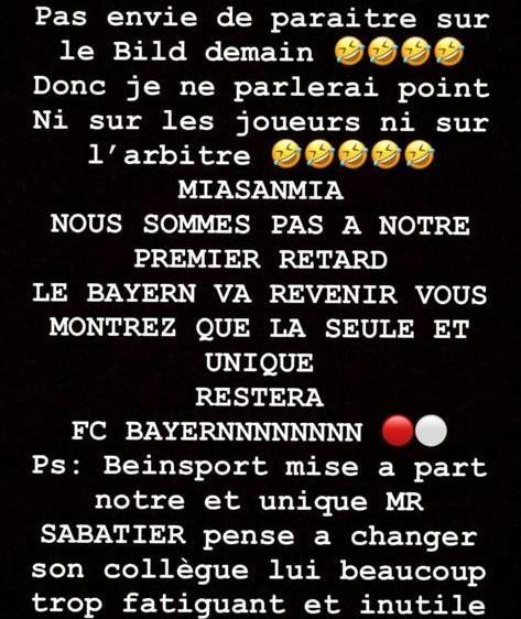Wahiba Ribéry: Instagram