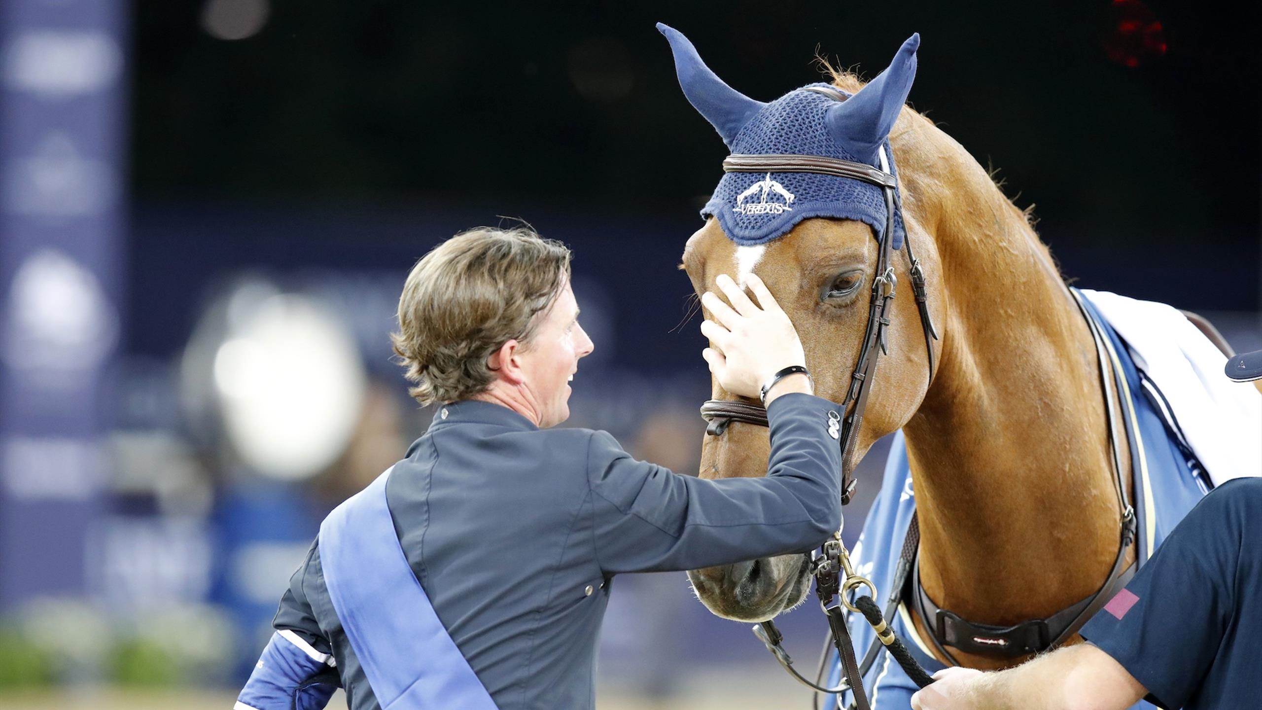 Бен майер конный спорт фото