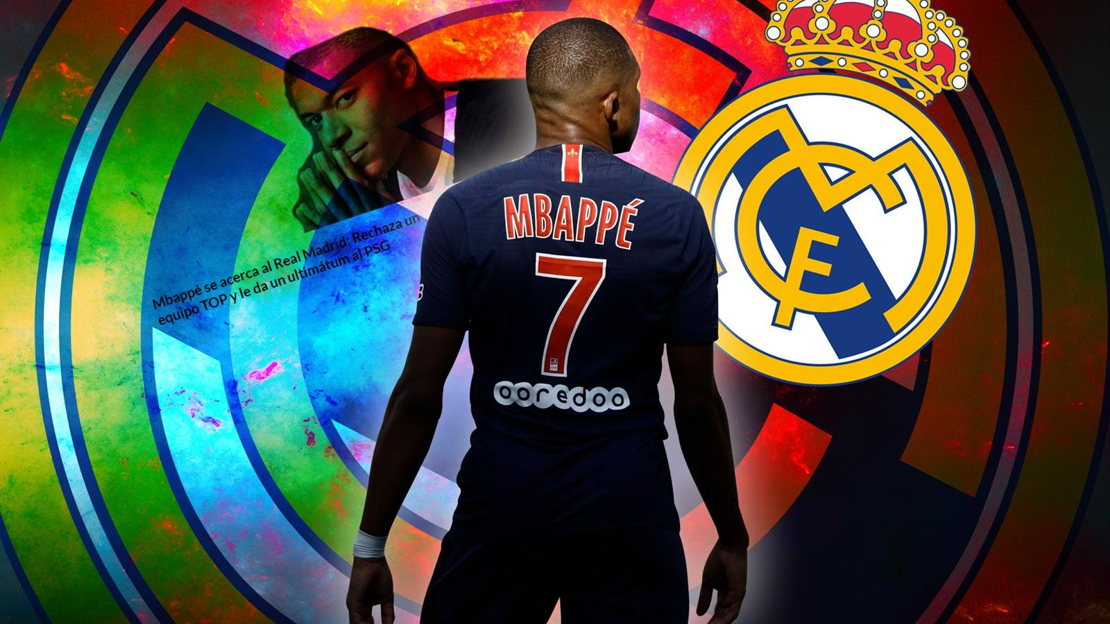 VIDEO - Euro Papers  Kylian Mbappe approaches Real Madrid over monster  January transfer 12e164f33