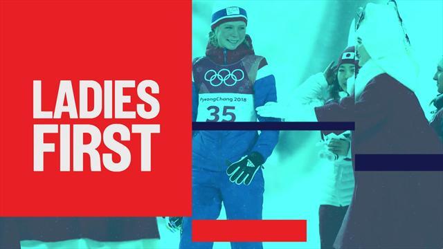 Hall of Fame | Dames eerst! Ook in Pyeongchang