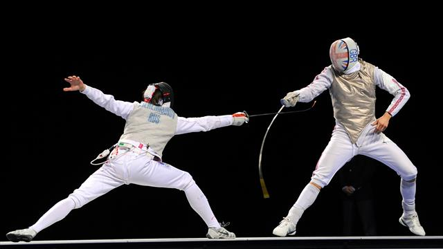 Kruse wins men's foil for Great Britain at Bonn World Cup in Germany