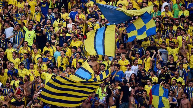 La afición del Cádiz, elegida como Mejor Afición de Segunda División, por los usuarios de Eurosport
