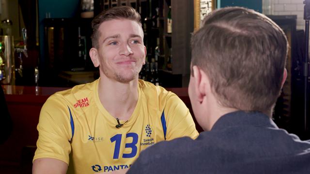 """Mattias Samuelsson byter nummer i VM: """"Ett sätt att visa familjen tacksamhet"""""""