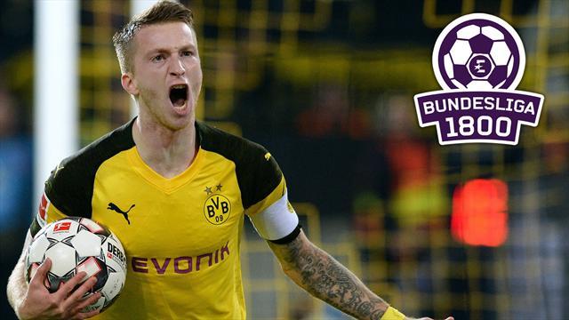 Bundesliga 1800 #47 | Santa Reus: Wie der BVB am Titel strickt