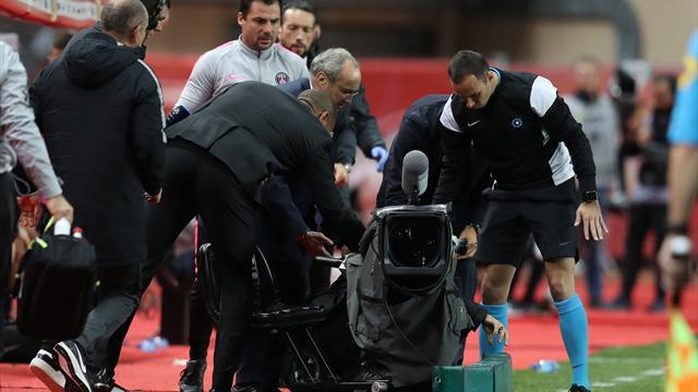 Derrien après Monaco-PSG : «Le VAR a évité les polémiques, pas le malaise avec l'arbitre assistant»