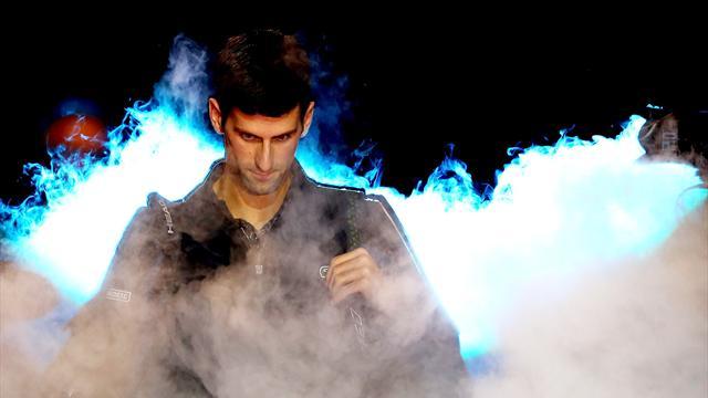 ATP Finals: Novak Djokovic activa el modo leyenda