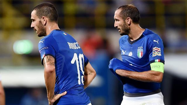 Un an après la débâcle, l'Italie doit exorciser ses démons à San Siro