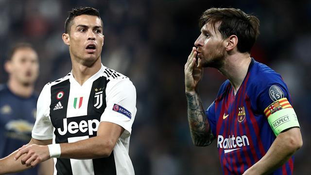 Cristiano Ronaldo, Messi o van Dijk? Scelti i tre finalisti del calciatore dell'anno UEFA