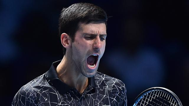 Djokovic lance son Masters à toute vitesse