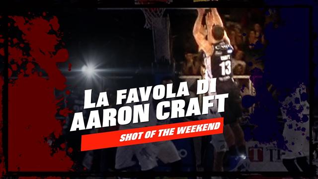 Shot of the weekend: la favola di Aaron Craft, figliol prodigo di Trento