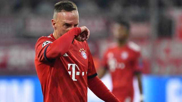 Ribéry a présenté ses excuses au consultant de beIN qu'il a giflé