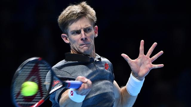 Anderson deklassiert Nishikori bei ATP Finals