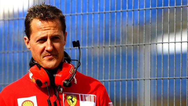 На официальном сайте Шумахера появилось последнее видеоинтервью гонщика перед травмой