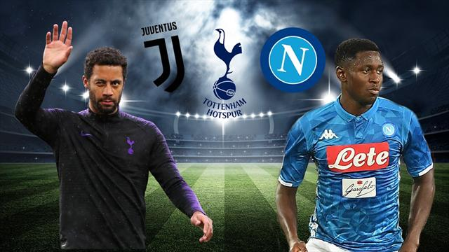Transfer Focus: Spurs set to replace Dembele with Serie A midfielder