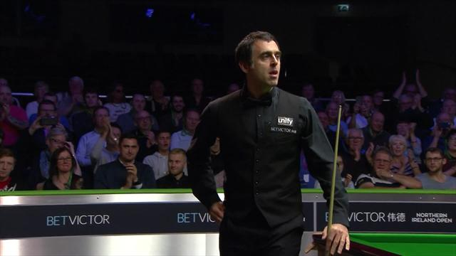 O'Sullivan seals victory with a century