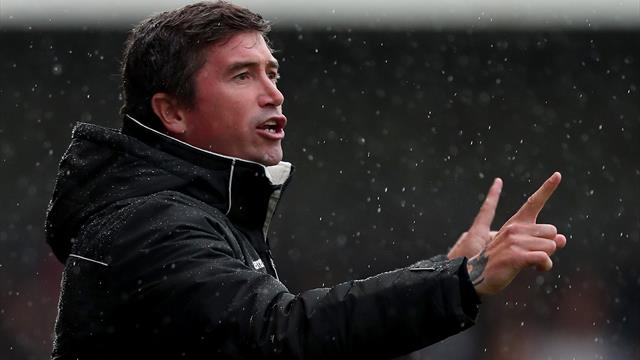 Notts County sack Harry Kewell after just 14 games in charge